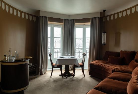 Hotel Rochechouart - Room